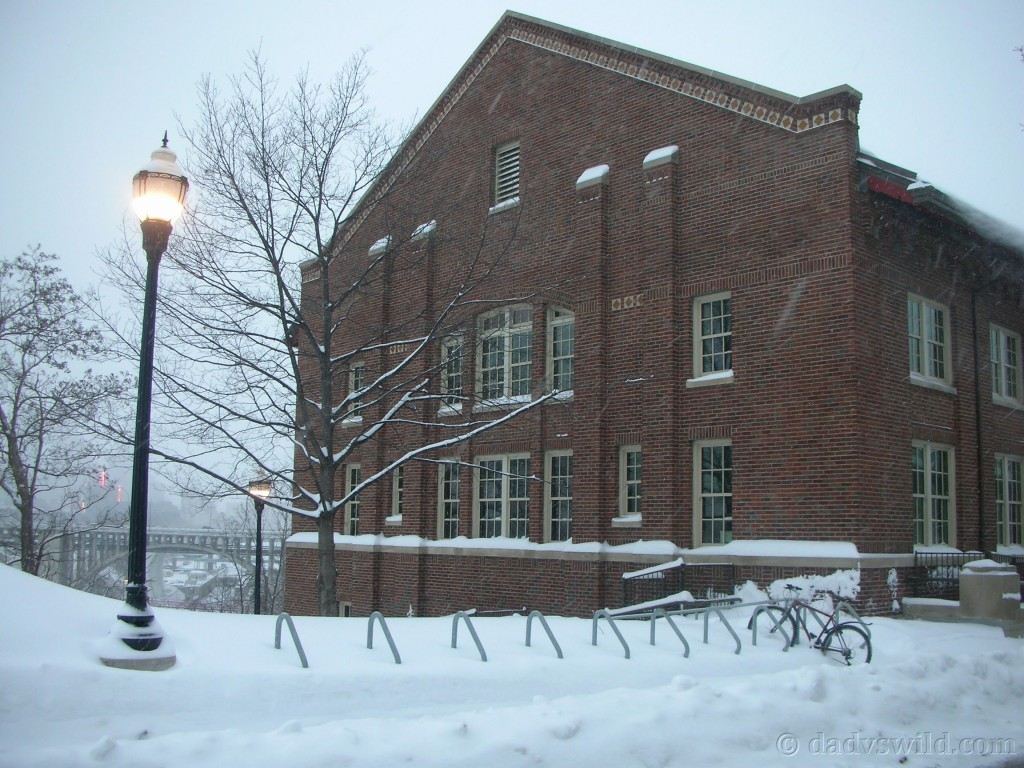 Education sciences building