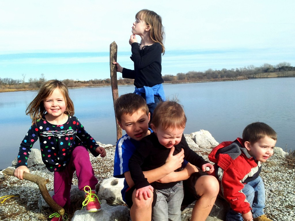 camping with the kids at wildwood nebraska