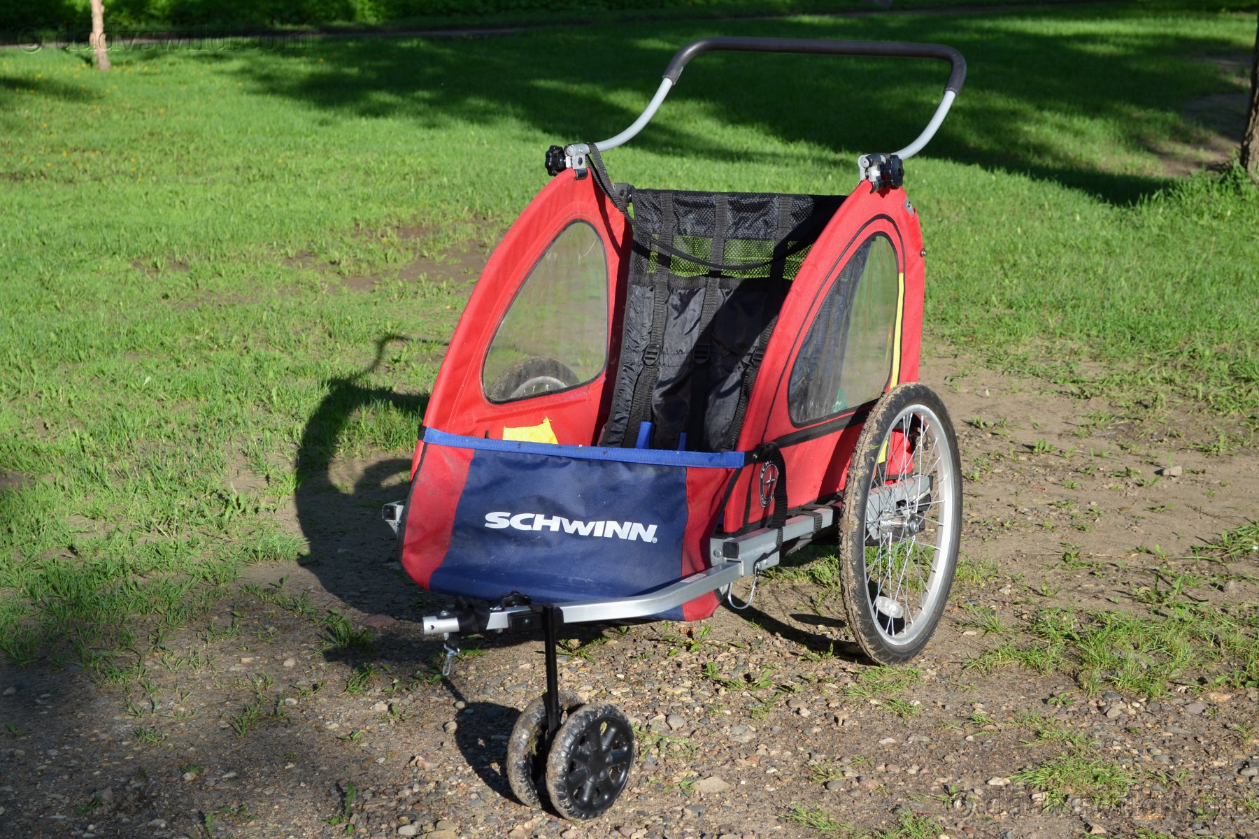 Bike Trailer Buyer's Guide – Dad vs Wild